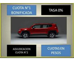 Jeep plan 100% financiado