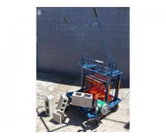 Maquinas Bloqueras para fabricar block de arena y cemento