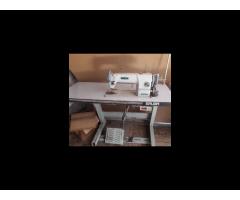 3 máquinas de coser induatriales