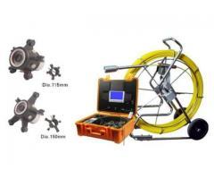 Video inspeccion de cañerias y destapaciones con maquinas