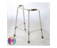 Andador Fijo de Aluminio - Venta