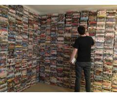 Pasá tus VHS a DVD / Pendrive. Cassettes de Audio y Fotografías