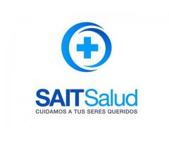 Servicio Asistencia integral terapéutica.