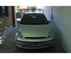 Ford Fiesta Edge Plus 2004 5 Puertas