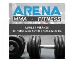 gimnasio arena mma fitness cordoba capital