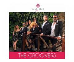 Show de Covers THE GROOVERS - By Valkirias Shows
