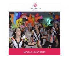 Batucada MEGALUNATICOS - By Valkirias Shows