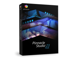 Pinnacle Studio 23 Ultimate Edición de vídeo y grabación de pantalla