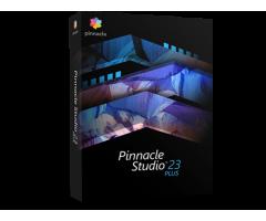Pinnacle Studio 23 Ultimate Edición de vídeo y grabación de pantalla