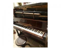 Piano Vertical IBACH Alemán