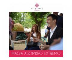 Show de MAGIA ASOMBRO EXTREMO para Eventos - By Valkirias Shows