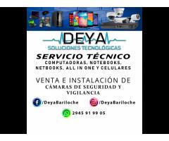 DEYA Soluciones Tecnológicas | Servicio Técnico