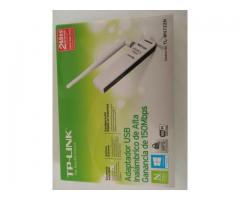 Adaptador USB Inalambrico (TP-LINK)