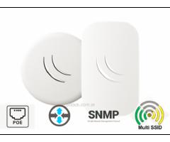 Access Point Mikrotik Rbcapl-2nd Wifi 2.4 Ghz 300 Mbit/s Poe