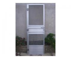 Puerta mosquitero de aluminio 0,67 x 2 m