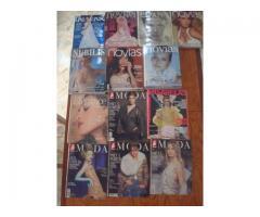 Revistas de moda importadas, Novias, Nubilis, Elegance