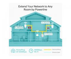 Extensor Señal Wifi Lan Tplink Wpa4220 300mbps + Configurado