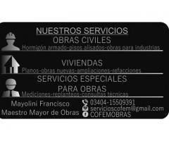 COFEM Obras y Servicios