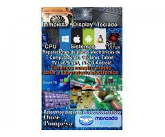Reparacion de computadoras PC Net notebook a domicilio