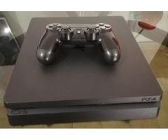 ¡¡VENDO!! PlayStation 4 SLIM de 1T (EXCELENTE ESTADO)