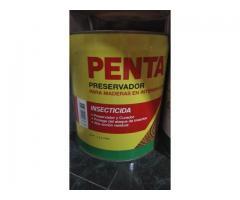 venta de preservador y curador marca penta
