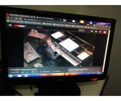 Monitor LG Flatron 20