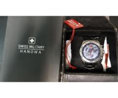Reloj Swiss Military Hanowa Marine Officer Impecable