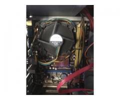 Combo Mother + CPU + Memoria RAM 2gb