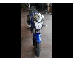 Honda Invicta CB150 2014 28.000km 35.000$