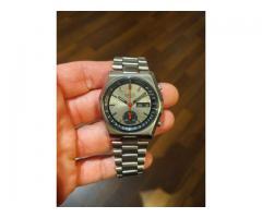 Cronografo SEIKO Octagon automatico 1970's Vintage