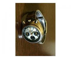 Citizen BullHead cronografo automatico 1970's vintage