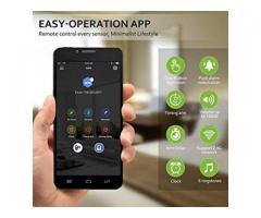 Alarma Hogar Wifi sin mantenimiento  Alerta app  al Celular Congreso