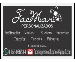 FacMar Personalizados