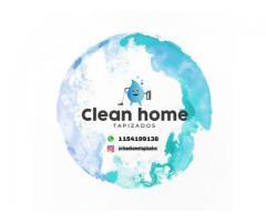 Limpieza y desinfección de tapizados