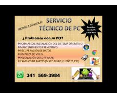 SERVICIO TÉCNICO DE PC