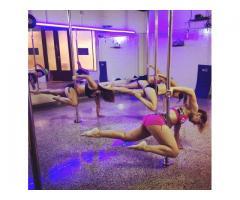 Clases de Pole Dance: pole sport y pole exótico en San Andrés