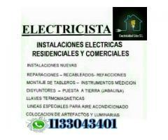Electricista.
