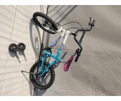 Bicicleta Gri-Bom Niño BMX rod 16 con rueditas