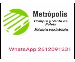 Palets Usados Y Nuevos en Mendoza Argentina