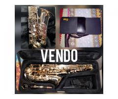 Saxo alto clef gold 150