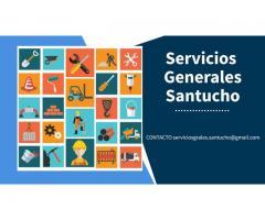 Servicios Generales Santucho