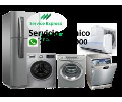 Service en Zona Sur. Lavarropas, Heladeras, Aires, Lavavajillas