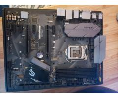 Motherboard Asus Strix B250f Gaming