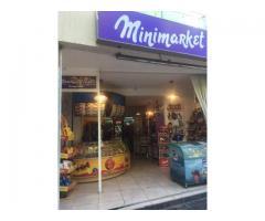 Vendo fondo de comercio Minimarket/Kiosco