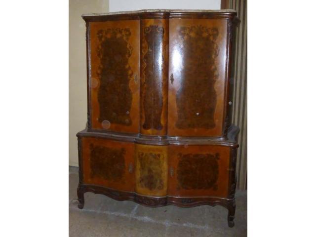 Aparador vintage segunda mano valencia - Muebles antiguos valencia ...
