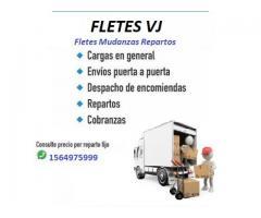 Fletes Mudanzas Saavedra Nuñez Belgrano Zona Norte