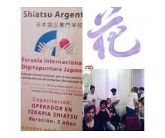 Shiatsu Terapia Digitopuntura Tecnica Japonesa
