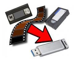Pasaje De Vhs, Vhs C Y Cassettes De Audio A Digital