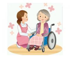 Cuidado Y Acompañamiento De Adultos Mayores
