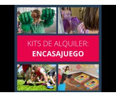 Kit de Alquiler ENCASAJUEGO - Valkirias